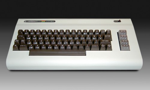 VIC-20 keyboard