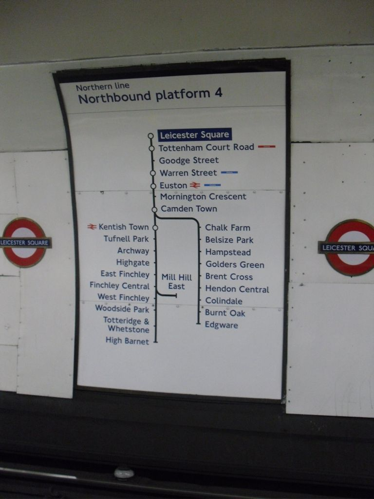 London Aye Robert Hampton - Northern line map london