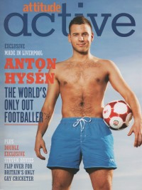 Attitude Active Cover with Anton Hysen