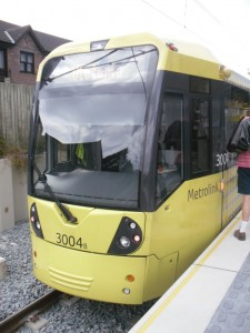 Photo of Metrolink Tram 3004 at St Werburgh's Road