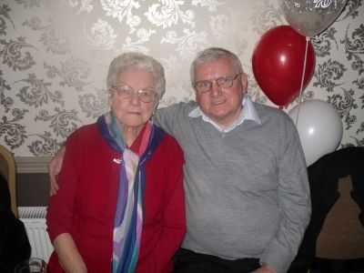 Betty and Dad