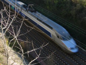 Photo of French TGV