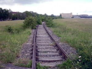 Berlin Tempelhof Railway Tracks