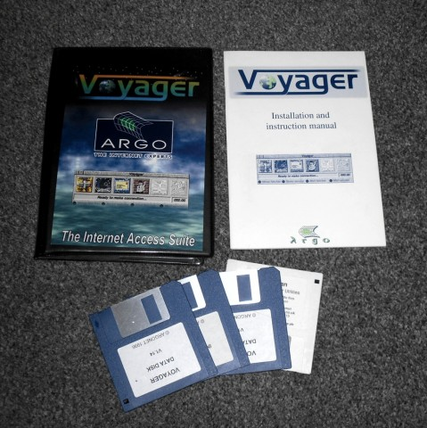 ArgoNet Voyager Software