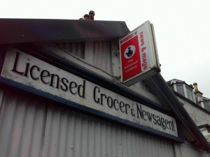 Licensed Grocer and Newsagent