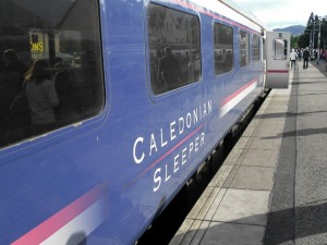 Sleeper at Fort William