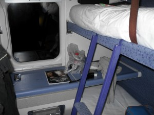 Sleeper berth