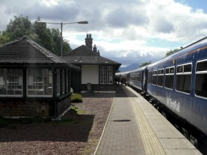 train-at-rannoch
