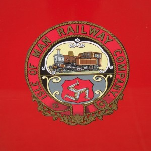 Isle of Man Railway Company Crest