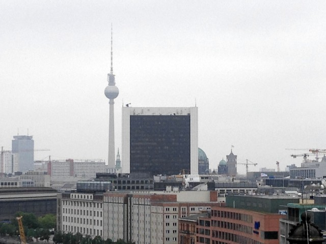 TV Tower and International Trade Centre